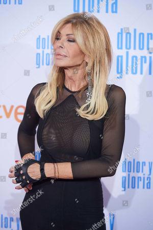 Editorial picture of 'Dolor y Gloria' film premiere, Madrid, Spain - 13 Mar 2019