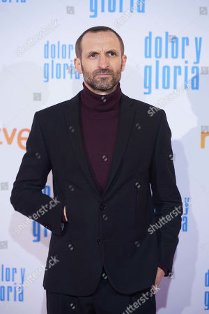 Editorial image of 'Dolor y Gloria' film premiere, Madrid, Spain - 13 Mar 2019