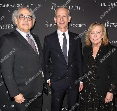 Steve Gilula, James Kent (Director) and Nancy Utley