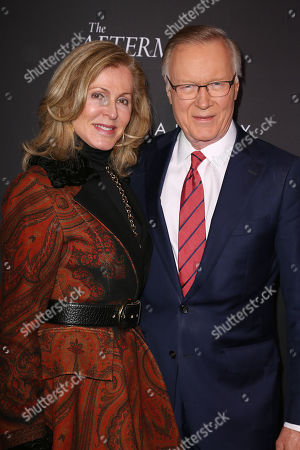 Ellen  Scarborough  and Chuck Scarborough