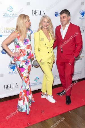 Editorial picture of Bella Issue Cover Launch Party, New York, USA - 13 Mar 2019