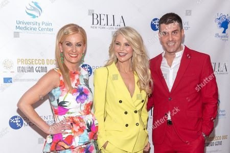 Editorial image of Bella Issue Cover Launch Party, New York, USA - 13 Mar 2019
