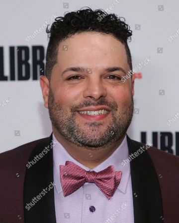 Tenor Fernando Varela attends the Library of Congress Gershwin Prize tribute concert held at DAR Constitution Hall, in Washington