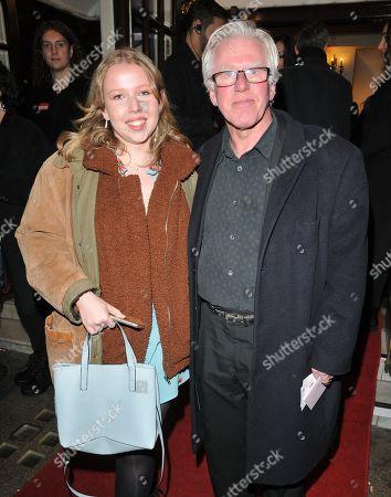 Editorial picture of 'Betrayal' play press night, The Harold Pinter Theatre, London, UK - 13 Mar 2019