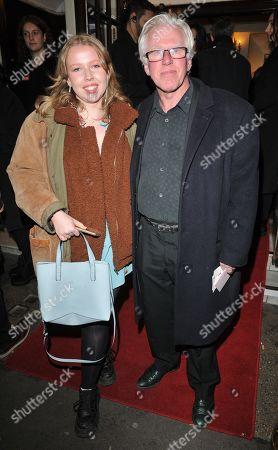 Editorial photo of 'Betrayal' play press night, The Harold Pinter Theatre, London, UK - 13 Mar 2019