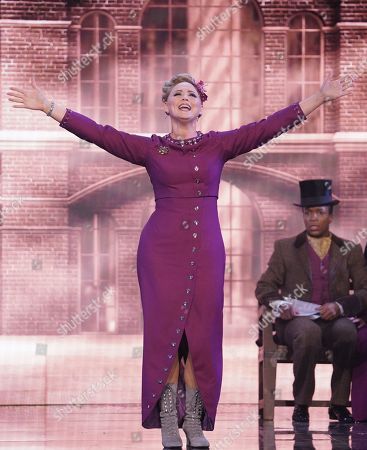 Editorial image of 'All Star Musicals' TV Show, Series 1, Episode 1 UK - Mar 2019