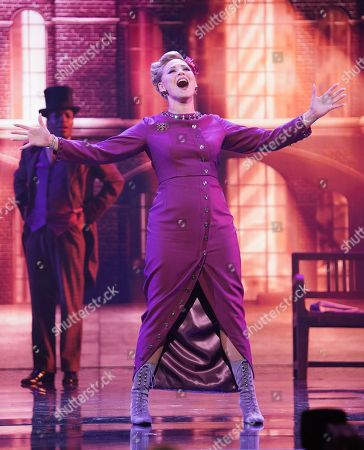 Editorial picture of 'All Star Musicals' TV Show, Series 1, Episode 1 UK - Mar 2019