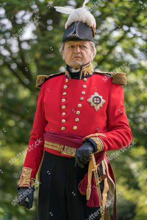 Peter Bowles as Duke Of Wellington.