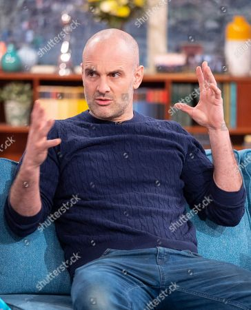 Stock Picture of Ed Stafford
