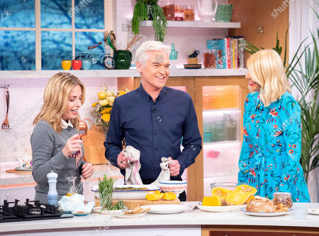 Editorial picture of 'This Morning' TV show, London, UK - 14 Mar 2019