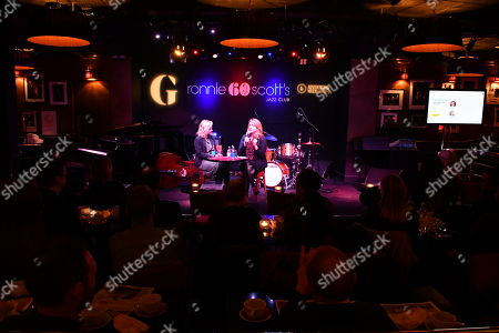 Editorial image of Brexit: Where Next for the UK... The Guardian Leadership Breakfast, Advertising Week Europe, Ronnie Scott's Jazz Club, London, UK - 18 Mar 2019