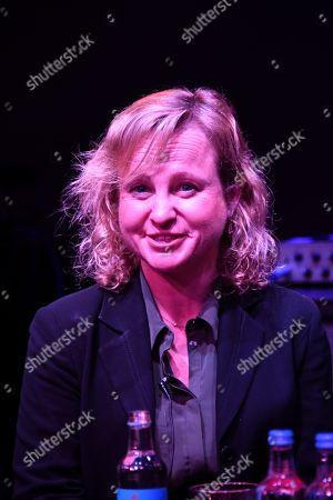 Stock Picture of Jane Martinson (Professor of Financial Journalism, City University)