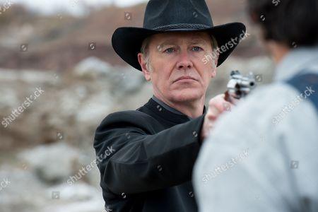 Peter Outerbridge as Eli Voss