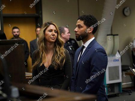 Editorial image of Empire Cast Member Attack, Chicago, USA - 14 Mar 2018