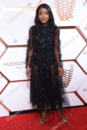 Editorial image of The Shops and Restaurants at Hudson Yards VIP Grand Opening Event, Arrivals, New York, USA - 14 Mar 2019