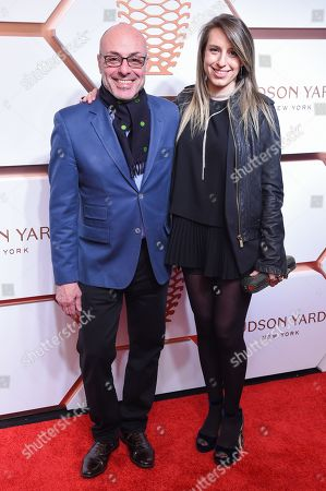 Editorial picture of The Shops and Restaurants at Hudson Yards VIP Grand Opening Event, Arrivals, New York, USA - 14 Mar 2019