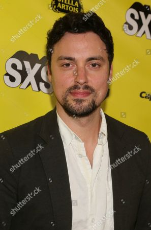 """John Francis Daley arrives for the world premiere of """"Stuber"""" at the Paramount Theatre during the South by Southwest Film Festival, in Austin, Texas"""