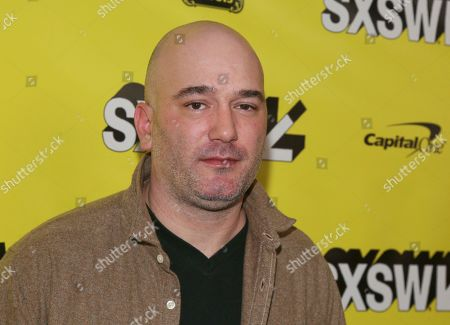 """Stock Photo of Executive producer Nick Thomas arrives for the world premiere of """"Stuber"""" at the Paramount Theatre during the South by Southwest Film Festival, in Austin, Texas"""