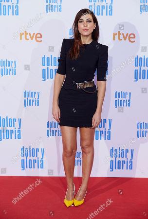 Stock Image of Alicia Rubio