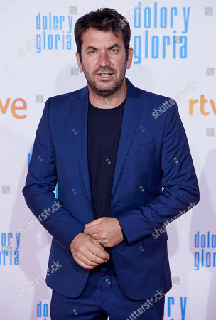 Editorial image of 'Dolor y Gloria' film premiere, Madrid, Spain  - 13 Mar 2019