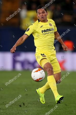 Carlos Bacca of Villarreal
