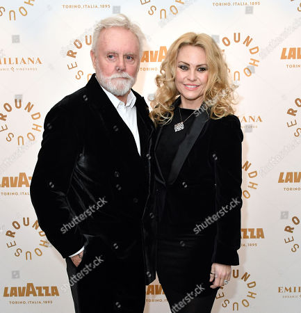 Editorial photo of The Roundhouse Fundraising Gala and London and UK - 14 Mar 2019