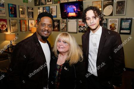 Blair Underwood, Sally Struthers and Trey Santiago-Hudson