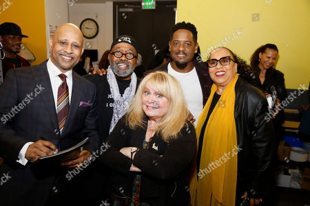 Ruben Santiago Hudson, Ben Vereen, Sally Struthers, Blair Underwood and Roz Ryan