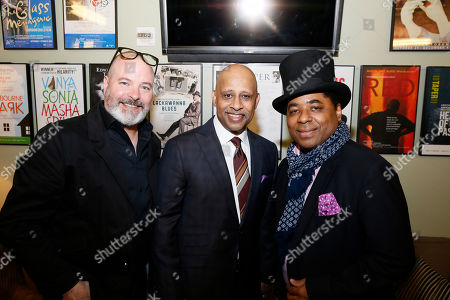Editorial picture of 'Lackawanna Blues' Center Theatre Group, Los Angeles, USA - 27 Jan 2019