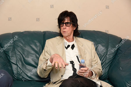 Editorial photo of Ric Ocasek: Abstract Reality Art Presentation, Fort Lauderdale, USA - 14 Mar 2019