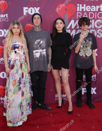 Editorial picture of iHeartRadio Music Awards, Arrivals, Microsoft Theater, Los Angeles, USA - 14 Mar 2019