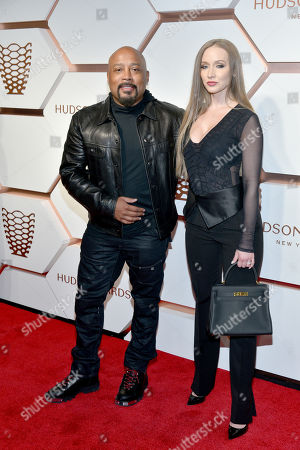 Daymond John and Heather Taras