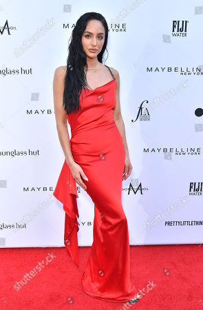 Editorial picture of The Daily Front Row Fashion Awards, Arrivals, The Beverly Hills Hotel, Los Angeles, USA - 17 Mar 2019
