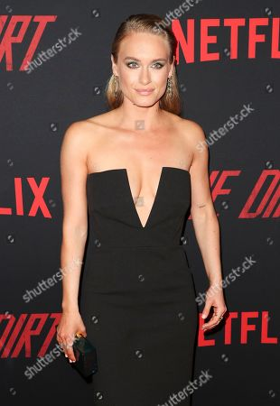 Editorial photo of 'The Dirt' Film Premiere, Arrivals, Pacific Cinerama Dome, Los Angeles, USA - 18 Mar 2019