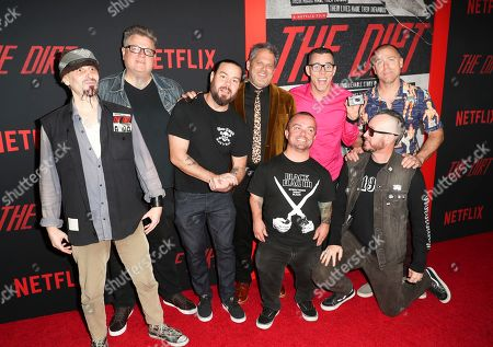 Editorial image of 'The Dirt' Film Premiere, Arrivals, Pacific Cinerama Dome, Los Angeles, USA - 18 Mar 2019