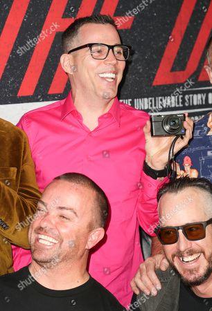 Steve-O, Jason Acuna and Ehren McGhehey