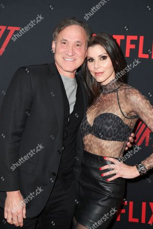 Stock Image of Terry Dubrow and Heather Dubrow