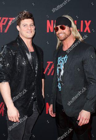 Stock Image of Ryan Nemeth and Nick Nemeth (aka Dolph Ziggler)