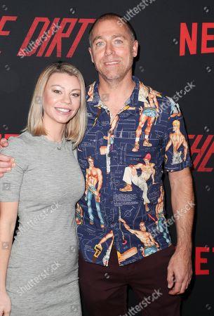 Johanna England and Dave England