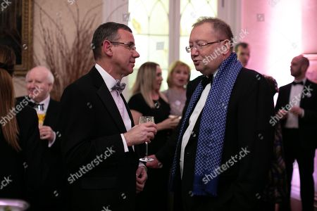 Mark Regev (UK Ambassador to Israel) and Alexander Yakovenko (UK Ambassador to Russia)