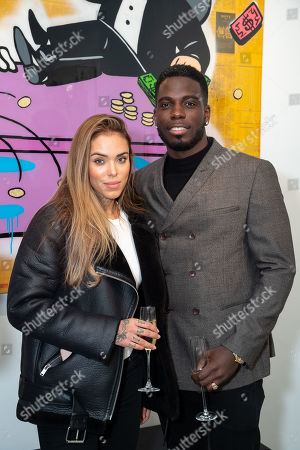 Stock Picture of Arabella Drummond and Marcel Somerville