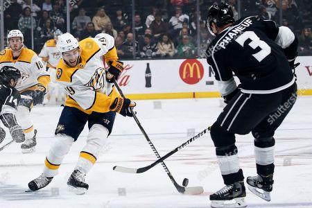 Editorial photo of Predators Kings Hockey, Los Angeles, USA - 14 Mar 2019