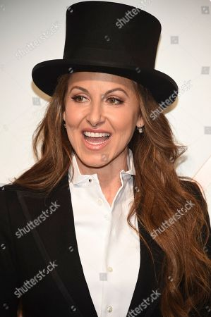 Dylan Lauren attends the grand opening of the Shops & Restaurants at Hudson Yards, in New York