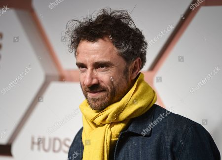 Thomas Heatherwick attends the grand opening of the Shops & Restaurants at Hudson Yards, in New York