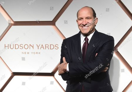 Cantor Fitzgerald CEO Howard Lutnick attends the grand opening of the Shops & Restaurants at Hudson Yards, in New York
