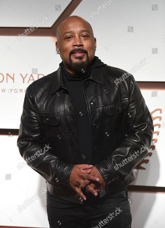Fubu CEO Daymond John attends the grand opening of the Shops & Restaurants at Hudson Yards, in New York