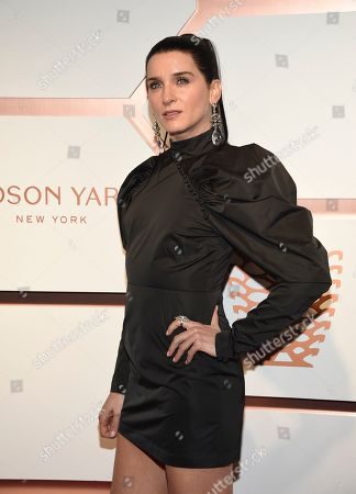 Stock Photo of Michele Hicks attends the grand opening of the Shops & Restaurants at Hudson Yards, in New York