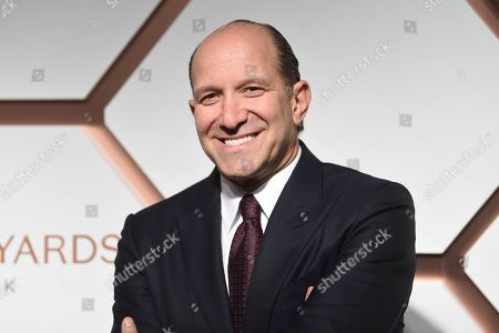 Stock Photo of Cantor Fitzgerald CEO Howard Lutnick