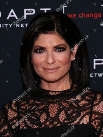Tamsen Fadal attends the 2019 ADAPT Leadership Awards at Cipriani 42nd Street, in New York