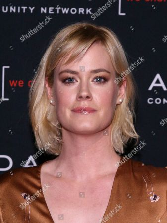 Stock Picture of Abigail Hawk attends the 2019 ADAPT Leadership Awards at Cipriani 42nd Street, in New York